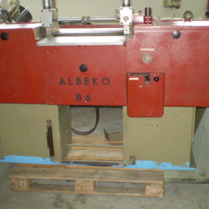 Spaccapelli Albeko 86