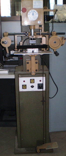 Timbratrice Sicomec 341
